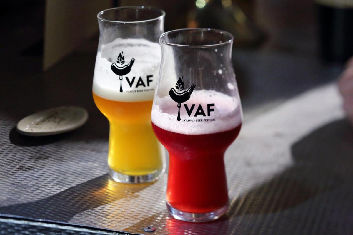 Craft Beer Festival 2020.Vilnius Beer Festival Vaf